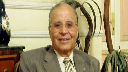 Ahmed el-Ghamrawi, Head of the Egyptian-Iranian Friendship Association (EIFA)
