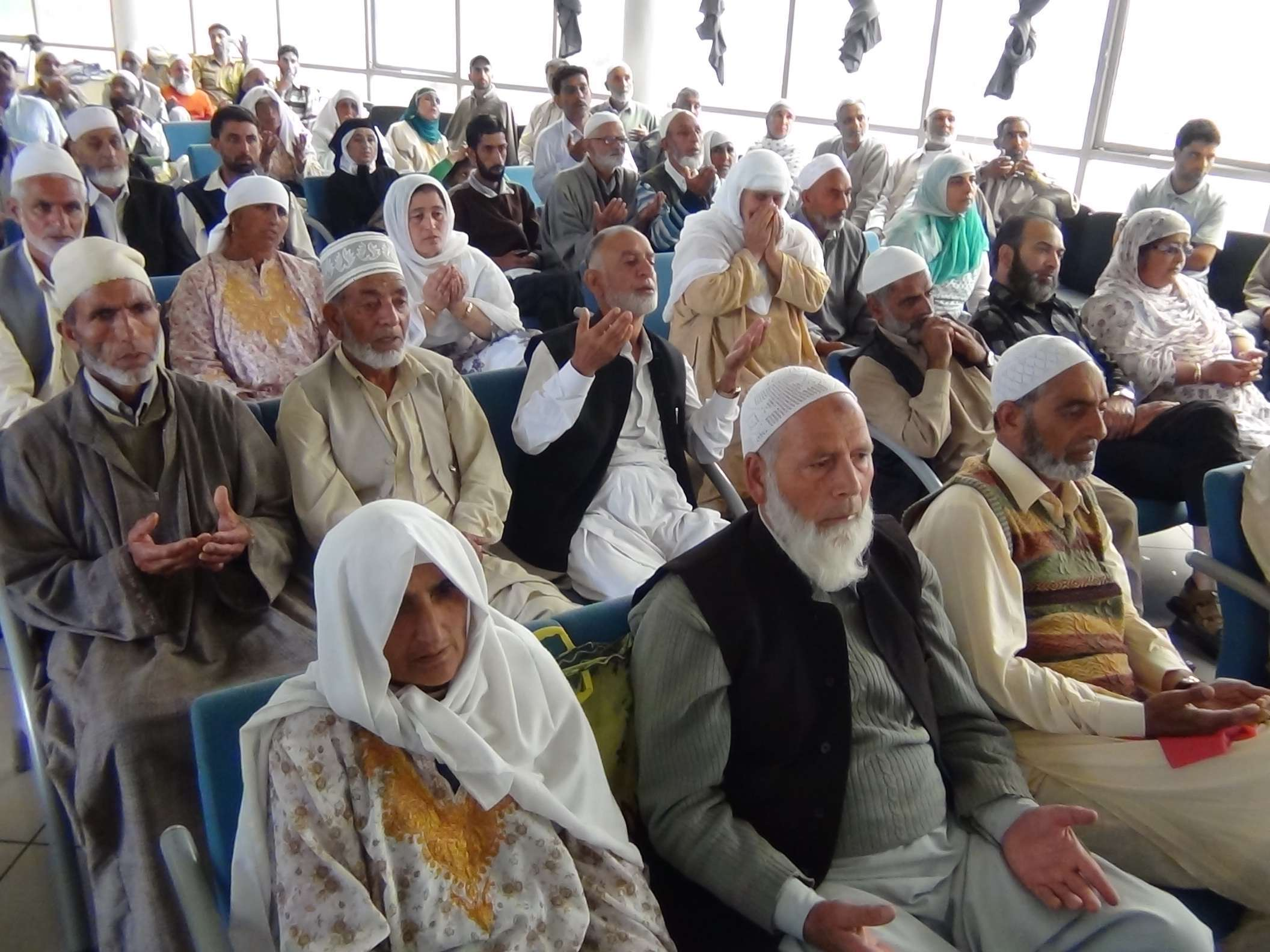 Daylong Hajj conference held in Kashmir