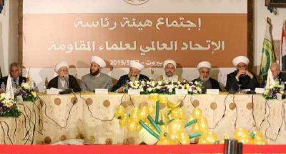 New Proposals offered in Intl Resistance Clerics Confab