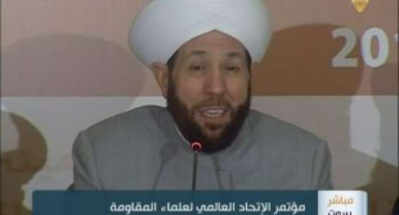 Syrian cleric demands for Muslim solidarity