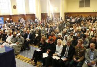 UK resident Muslims strongly denounce terrorism