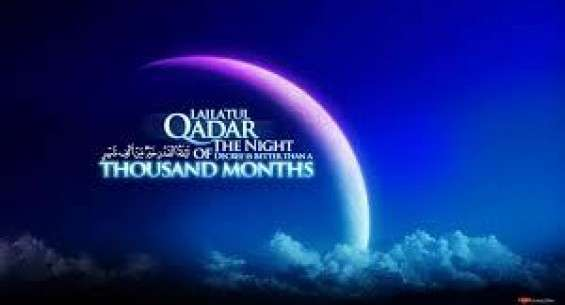 Significance of Night of Qadr