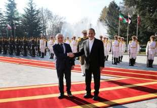 Iran's First Vice President welcomes Syrian Prime Minister (photo)