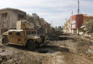 Iraqi forces make more advancements in Mosul (photo)