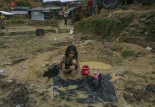 "MSF warns against nearing ""health disaster"" in Rohingya refugee camps"
