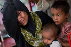 Rights committee raps atrocities against Rohingya Muslims as crimes against humanity