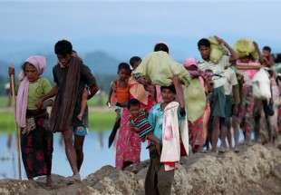 Myanmar 'starving out' Rohingya: UK-based rights group