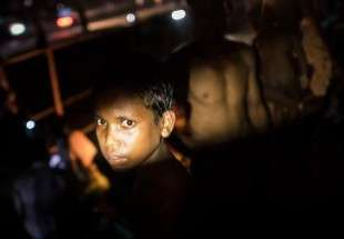Sex traffickers preying on Rohingya children: Report