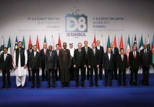 9th summit of D-8 Organization for Economic Cooperation held in Istanbul (photo)