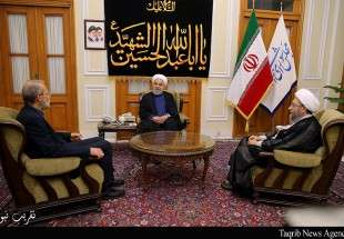 Meeting of Iran
