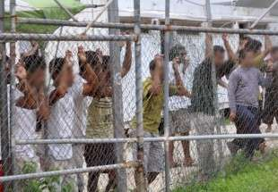 'Inhumane' conditions of refugees in Australian camps: UN
