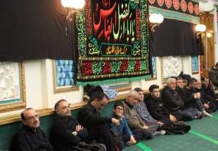 Arbaeen mourning ceremony held in England (photo)