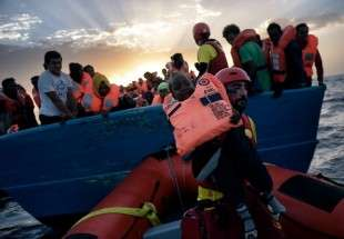 Libya navy says more than 30 migrants dead, 200 rescued off coast