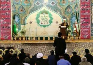 Poems are recited in Qom in honor of Prophet Muhammad (PBUH)