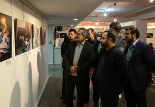 Inauguration of first festival of proximity pictures in Tehran (photo)