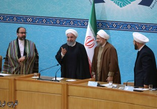 Iran hosts 31st edition of int'l Islamic Unity Conf. (Photo 7)