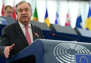 Guterres calls for end to