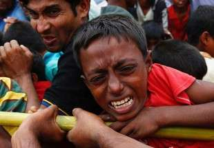 Violence against Rohingya, nearly a