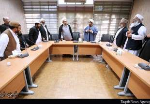 Iranian, Pakistani religious figures meet in Qom (photo)