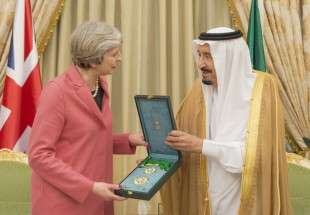 Gulf leaders buy caviar, Rolexes and other gifts for UK ministers