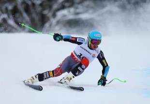National skier books berth at Winter Olympics 2018
