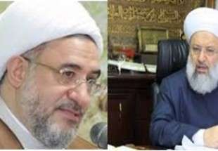 Lebanese cleric hails Iranian officials
