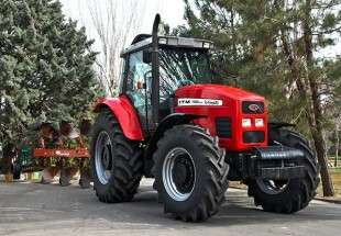 Syria inks deal on tractor imports from Iran
