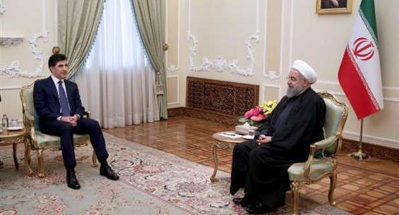 Iran stands by unified Iraq: Rouhani