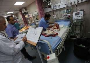 Gaza hospital suspends services due to fuel shortages