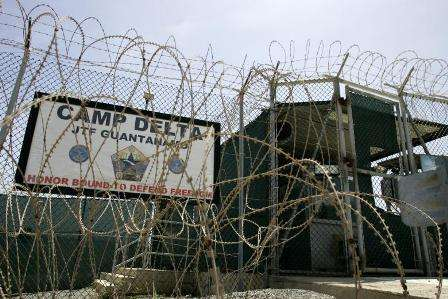Inside Guantanamo Detention Center 2 (photo)