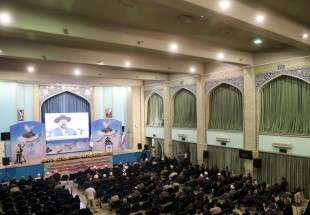 Tehran hosts interfaith conference on al-Quds (photo)