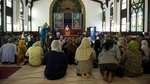Ontario church welcomes Muslims Friday congregational prayer