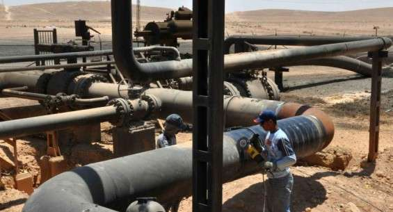 Jordan building 1000-mile pipeline for post-IS Iraqi oil imports