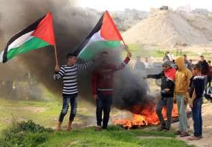 13th Day of Wrath held across West Bank (photo)