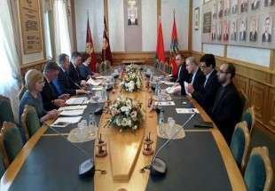 Iran amb. to Belarus, Minsk provincial governor discuss bilateral ties