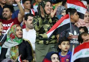 Irak: la Fifa réautorise les matches officiels