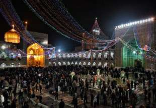 "Holy Shrine of Imam Reza (PBUH) on Threshold of Nowruz (Photo)  <img src=""/images/picture_icon.png"" width=""13"" height=""13"" border=""0"" align=""top"">"