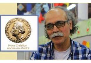 Iranian author nominated for Hans Christian Andersen award