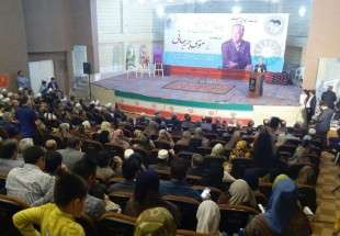 honored in a ceremony held in Golestan Province (Photo)