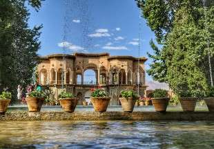 Shazdeh Mahan Garden in Kerman (Photo)