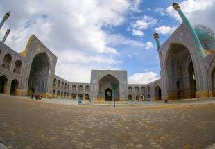 Imam Mosque in Isfahan (Photo)