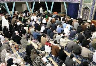 First day of Itikaf religious ceremony in Islamic Center of Hamburg (Photo)