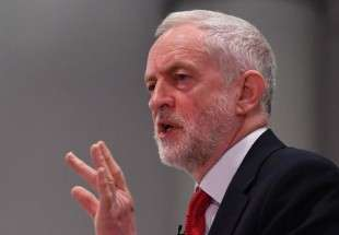 UK opposition leader Corbyn condemns Israel