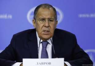 Lavrov: Washington trying to isolate eastern bank of the Euphrates River