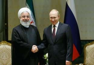 Iranian President meets Russian counterpart in Ankara (photo)