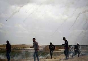 Palestinians killed, injured in deadly clashes on Gaza border (photo)