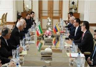 Iran, Venezuela discuss bilateral issues