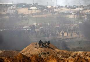 ICC calls Tel Aviv to end Gaza border violence