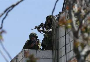Footage released showing Israeli forces cheer as sniper shoots Palestinian man
