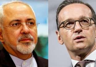Iran, German FMs sever links between JCPOA and missile program